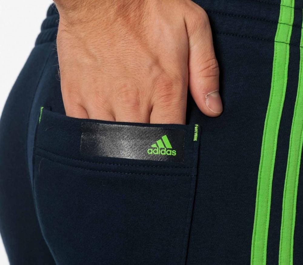 Gym väska herr : Adidas fitness byxor herr the base hw handla