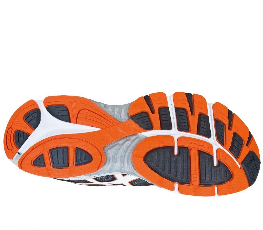 asics gel foundation 12 orange