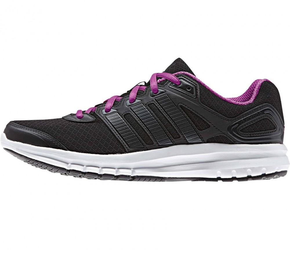 Adidas - Duramo 6 Dam löparskor (svart/rosa)