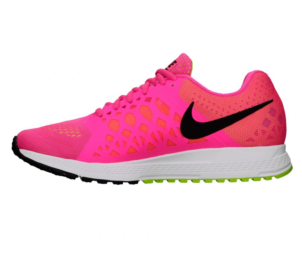 finest selection 83282 26164 ... Nike - Zoom Pegasus 31 Dam löparskor (rosa svart grön)  Nike Zoom  Pegasus 31 Mens Running Shoes ...
