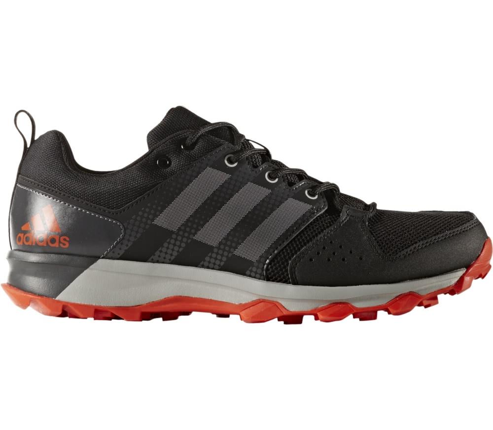 Adidas Galaxy Trail Herr Trail löparskor (svartorange)