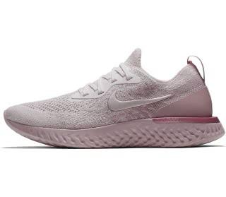 Nike - Epic React Flyknit women's running shoes (pink)