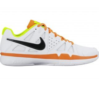 sale retailer 64e78 ee207 nike air vapor advantage carpet herr tennisskor vit orange