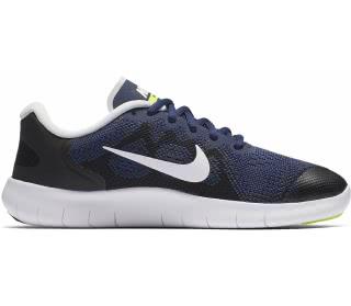 online retailer f2303 1fd92 nike free rn 2 gs children running shoes black blue. KELLER‑SPORTS