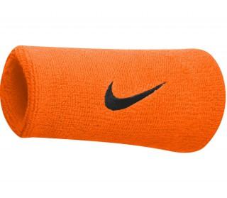 official photos da40a 5fca8 nike tennis premier doublewide armband orange svart