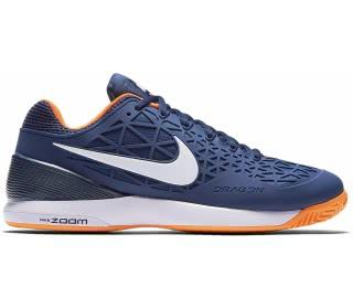 new product 30b1b 84adf nike zoom cage 2 eu herr tennis shoe blå orange